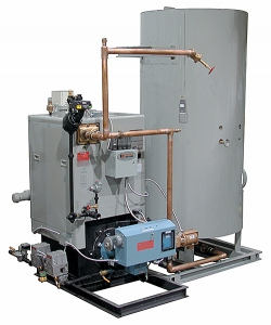 WT Series indirect water heaters