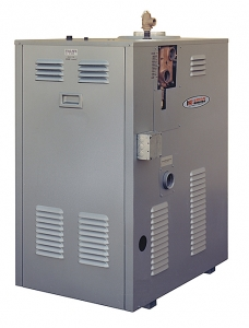 Bryan Steam indirect pool heaters.
