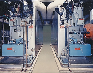 Knockdown boilers and other flexible water tube boilers available from Bryan Steam.